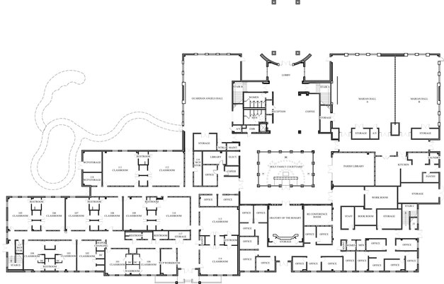 Floor plan access pdf of floor plans under documents first level